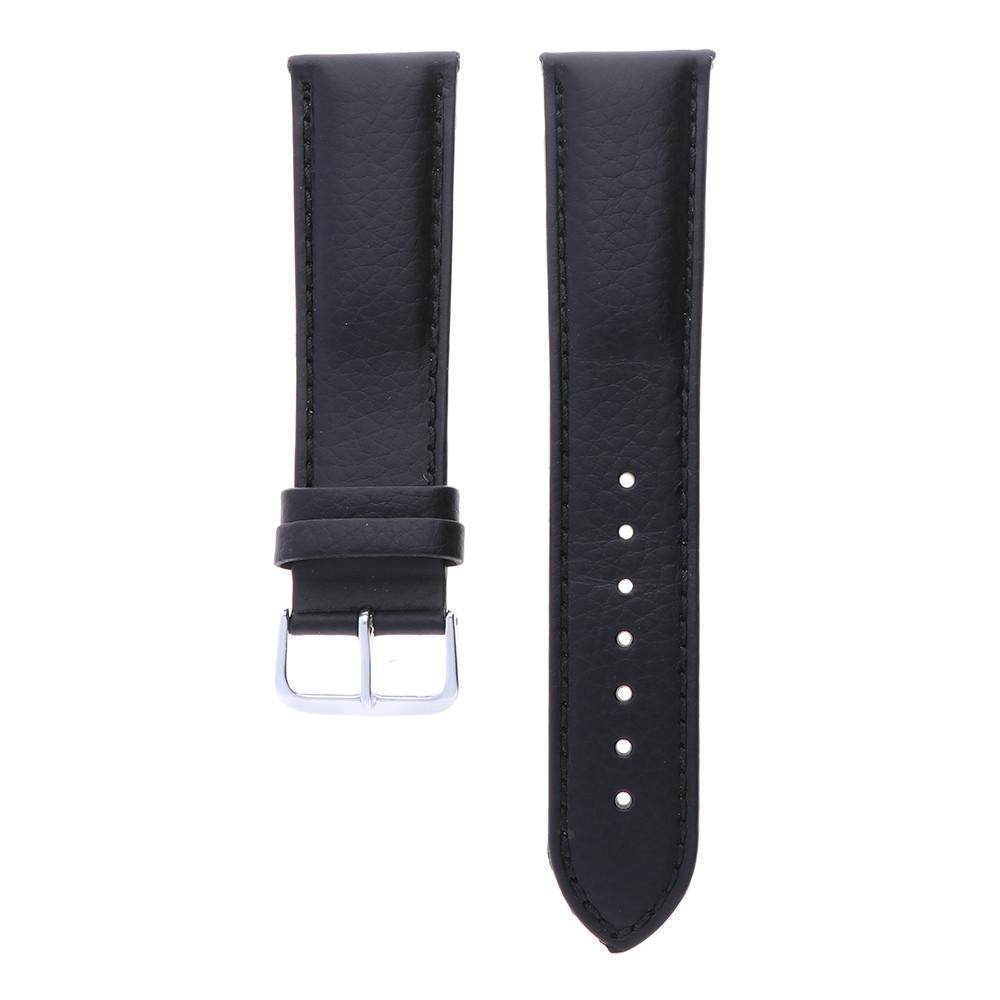 MPM Kožený pánský řemínek na hodinky MPM RB.15040.22 (22 mm)