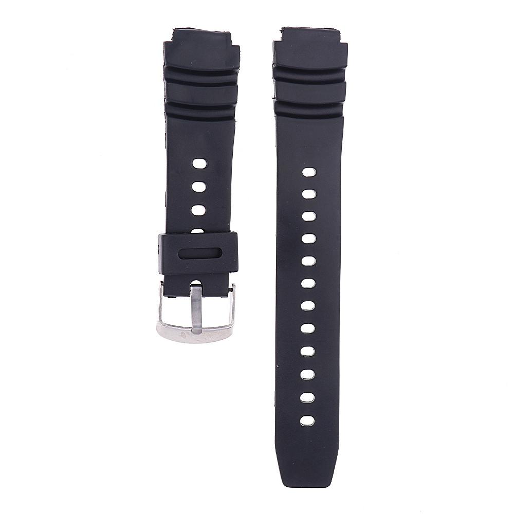 MPM Gumový řemínek na hodinky MPM RC.15288.18.90.H.B.L