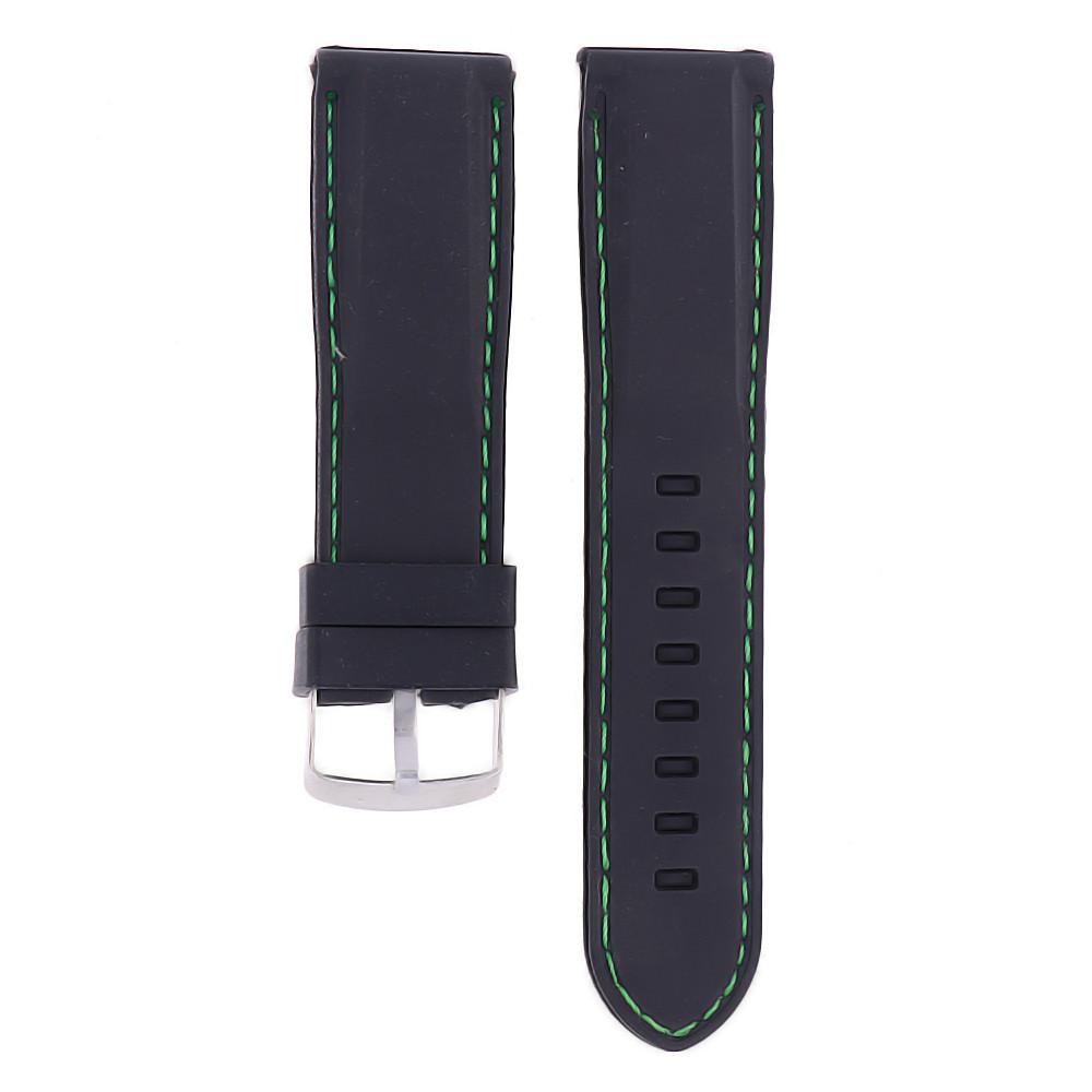 MPM Gumový řemínek na hodinky MPM RJ.15004.22.9040.A.S.L