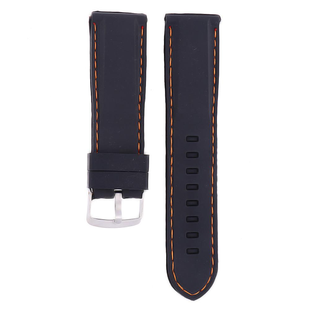 MPM Gumový řemínek na hodinky MPM RJ.15004.22.9060.A.S.L