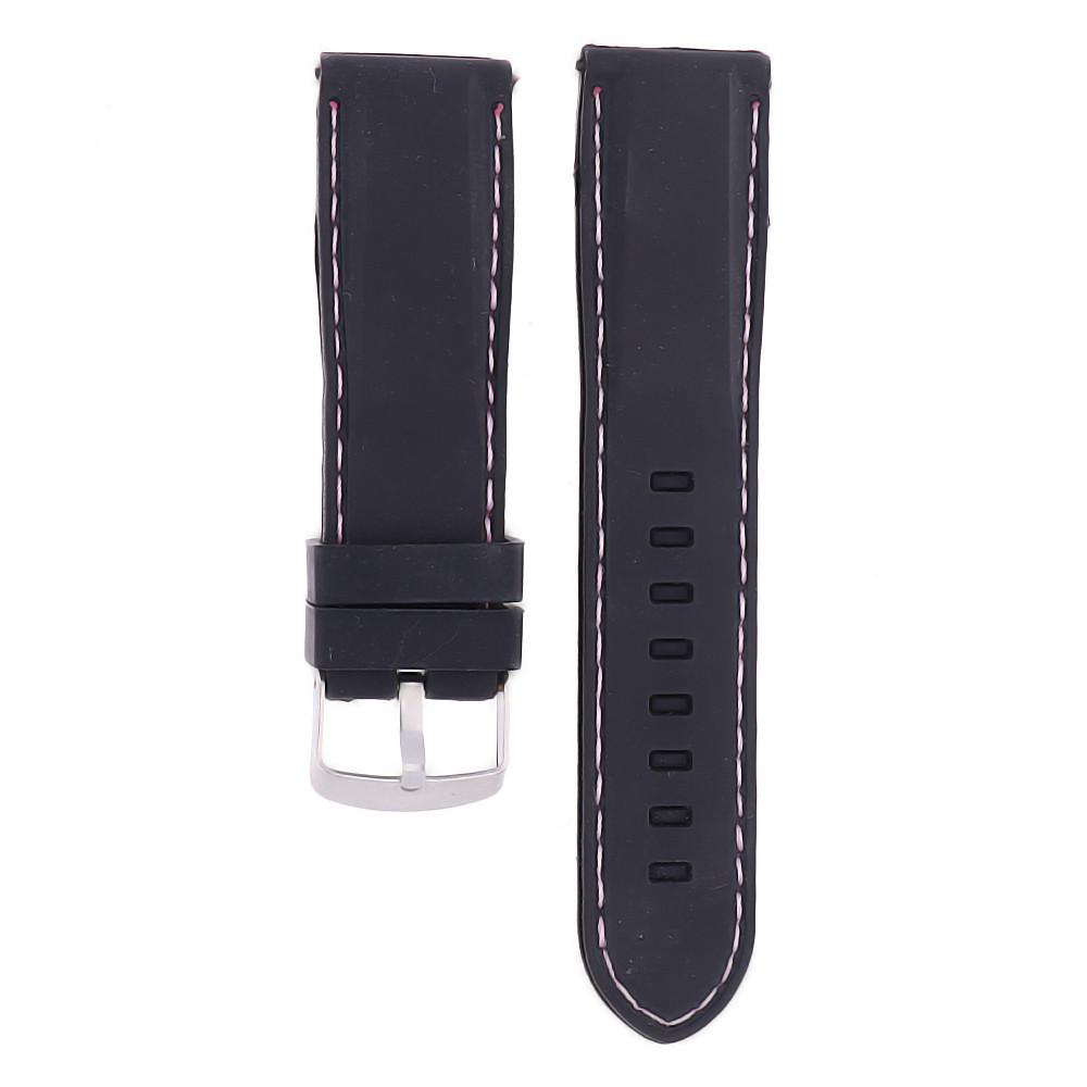 MPM Gumový řemínek na hodinky MPM RJ.15004.22.9023.A.S.L