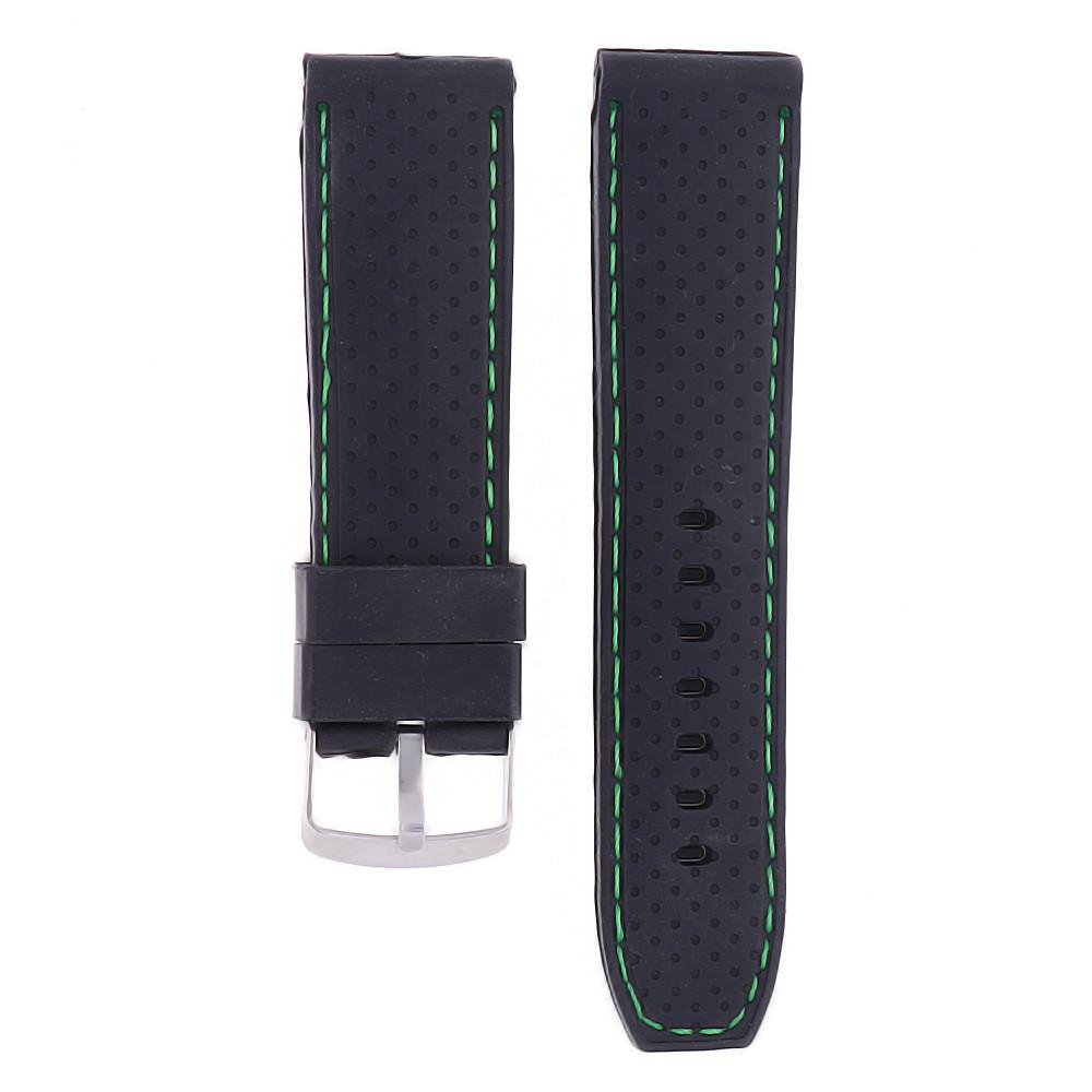 MPM Gumový řemínek na hodinky MPM RJ.15005.22.9040.A.S.L