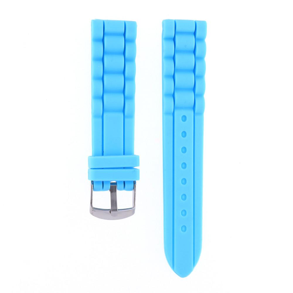 MPM Gumový řemínek na hodinky MPM RJ.15046.18.3131.A.S.L