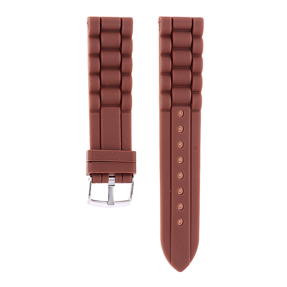 MPM Gumový řemínek na hodinky MPM RJ.15046.18.5050.A.S.L