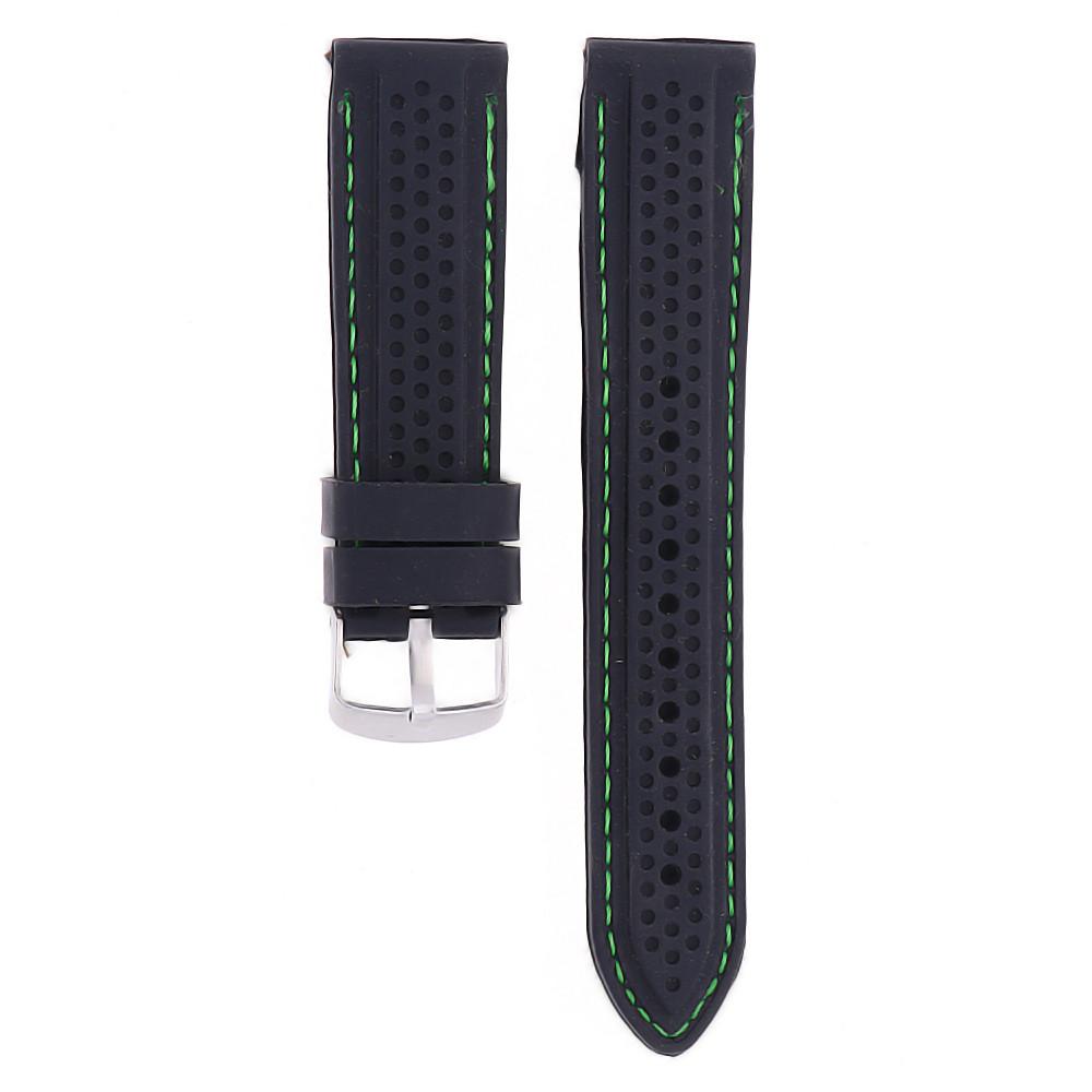 MPM Gumový řemínek na hodinky MPM RJ.15638.20.9040.A.S.L
