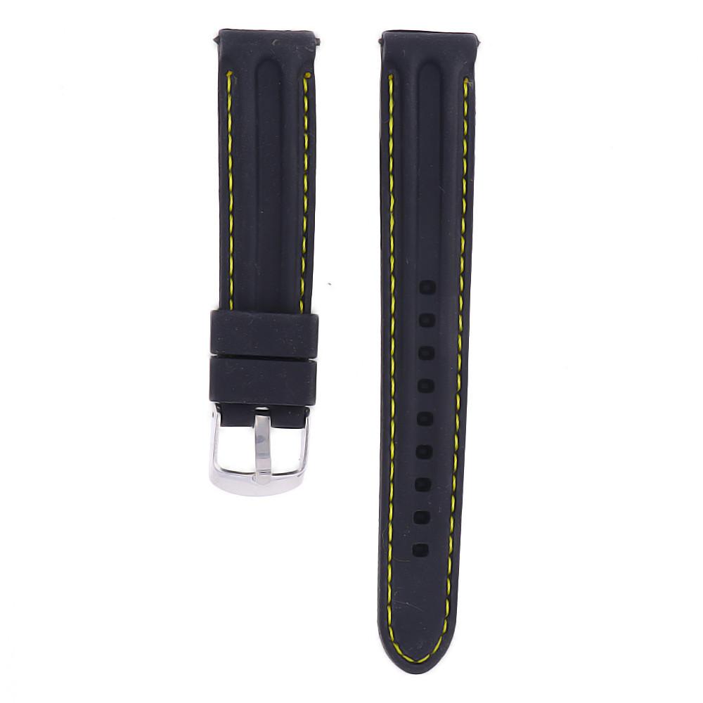 MPM Gumový řemínek na hodinky MPM RJ.15639.18.9010.A.S.L