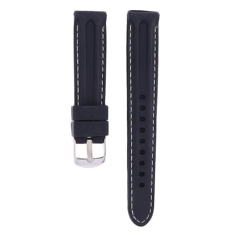 MPM Gumový řemínek na hodinky MPM RJ.15639.18.9000.A.S.L