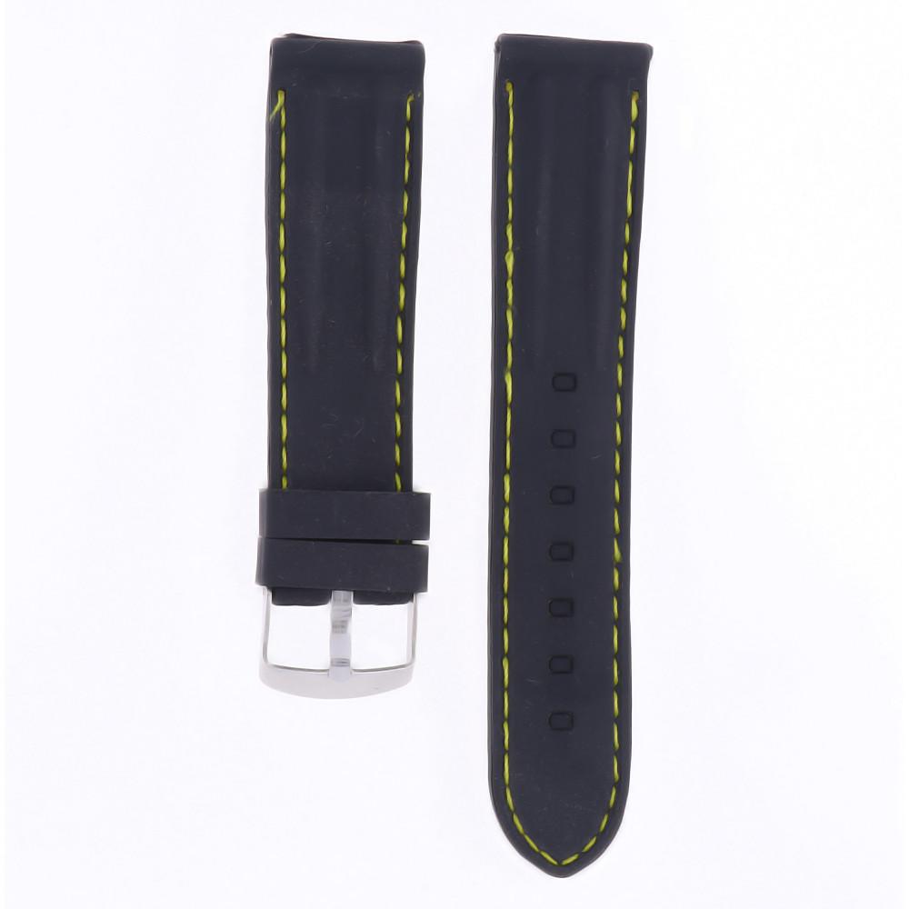 MPM Gumový řemínek na hodinky MPM RJ.15640.22.9010.A.S.L