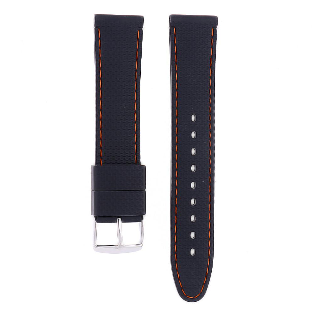 MPM Gumový řemínek na hodinky MPM RJ.15648.20.9060.A.S.L