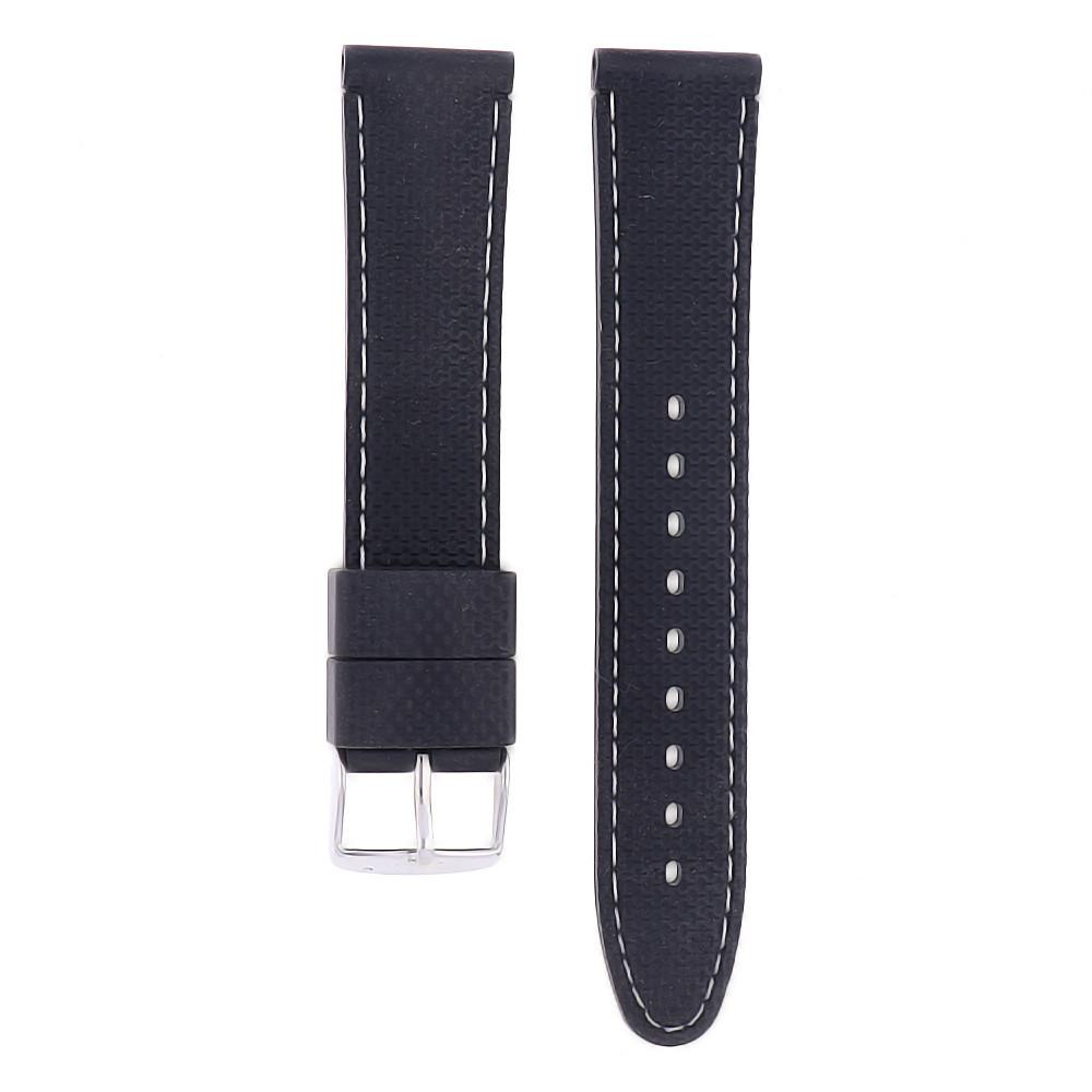MPM Gumový řemínek na hodinky MPM RJ.15648.20.9000.A.S.L