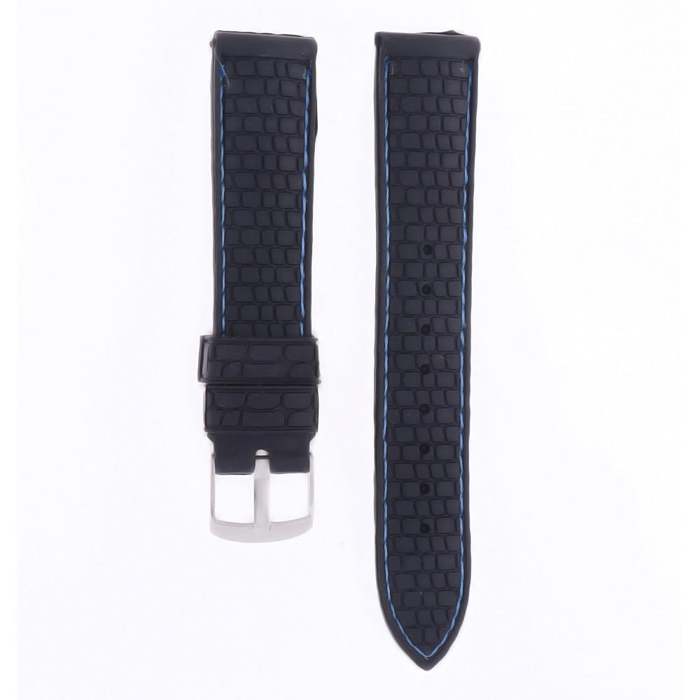 MPM Gumový řemínek na hodinky MPM RJ.15641.20.9031.A.S.L