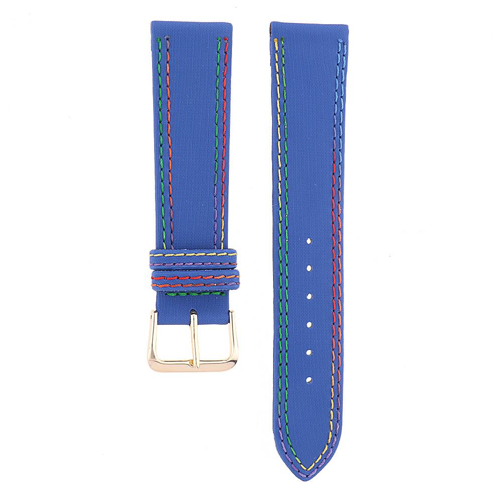 MPM Prošívaný řemínek na hodinky MPM RF.15203.14.32.A.G.L