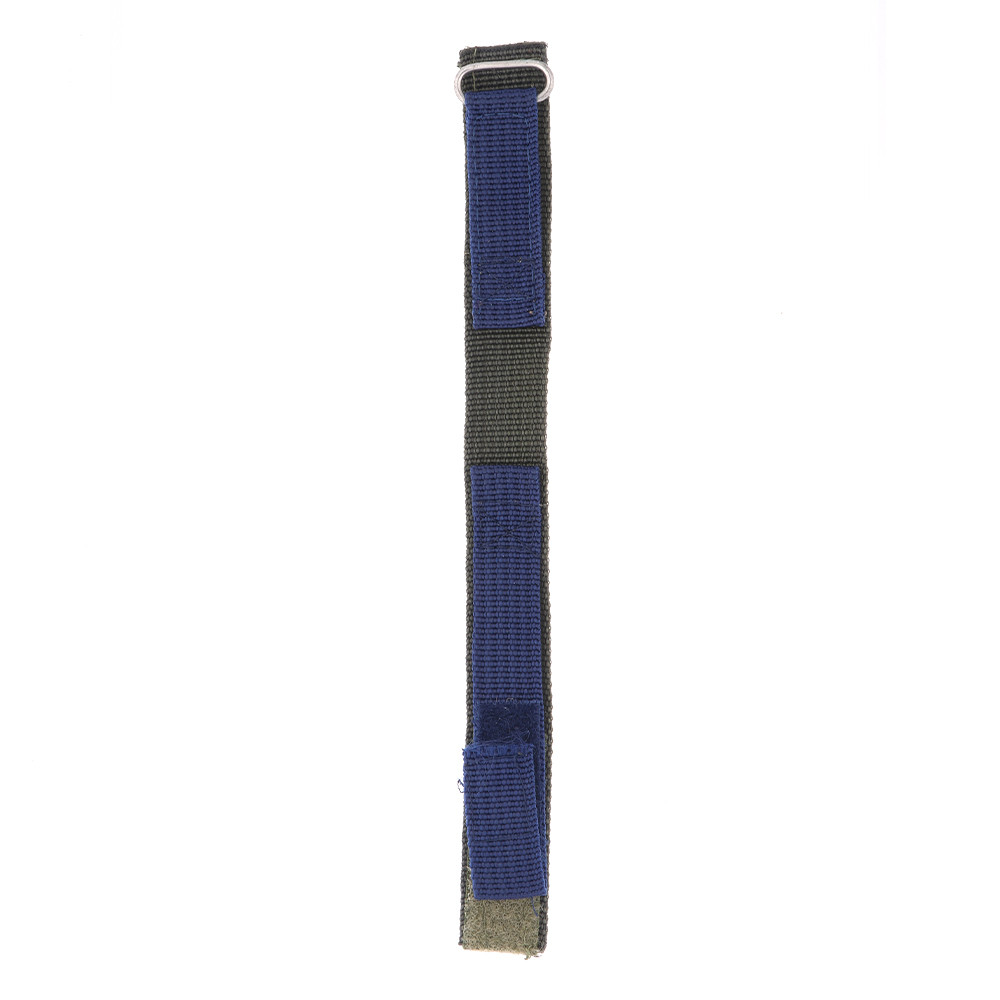MPM Textilní řemínek na hodinky MPM RE.15286.16.4432.B.S.
