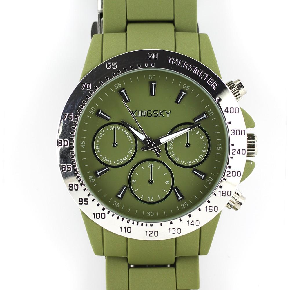 MPM Barevné pánské náramkové hodinky MPM W03J.10504.E