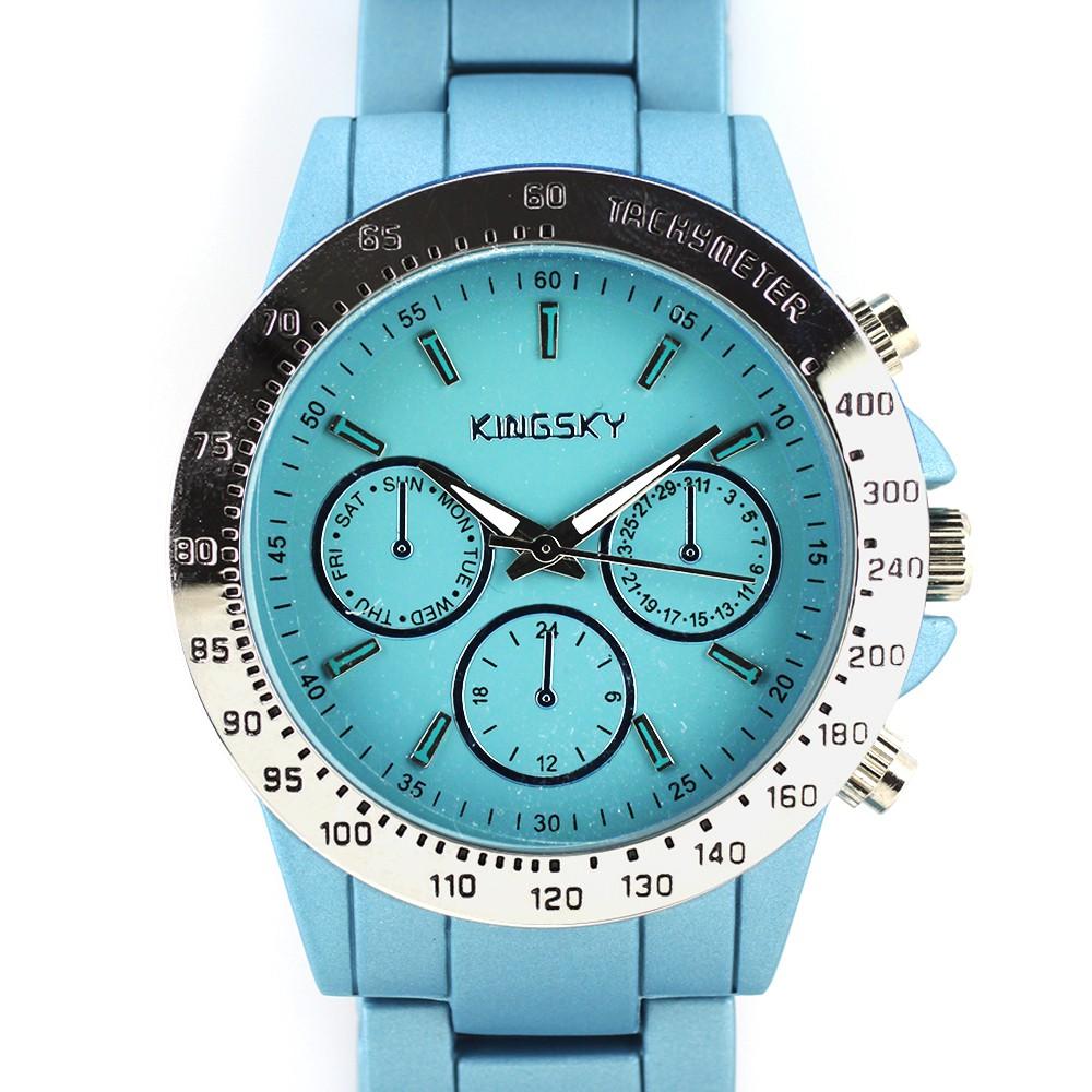 MPM Barevné pánské náramkové hodinky MPM W03J.10504.D