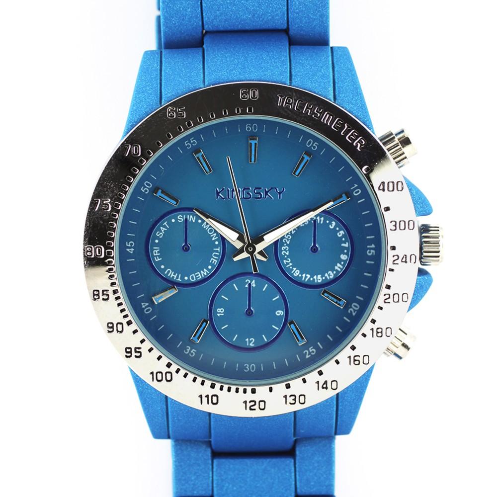 MPM Barevné pánské náramkové hodinky MPM W03J.10504.C