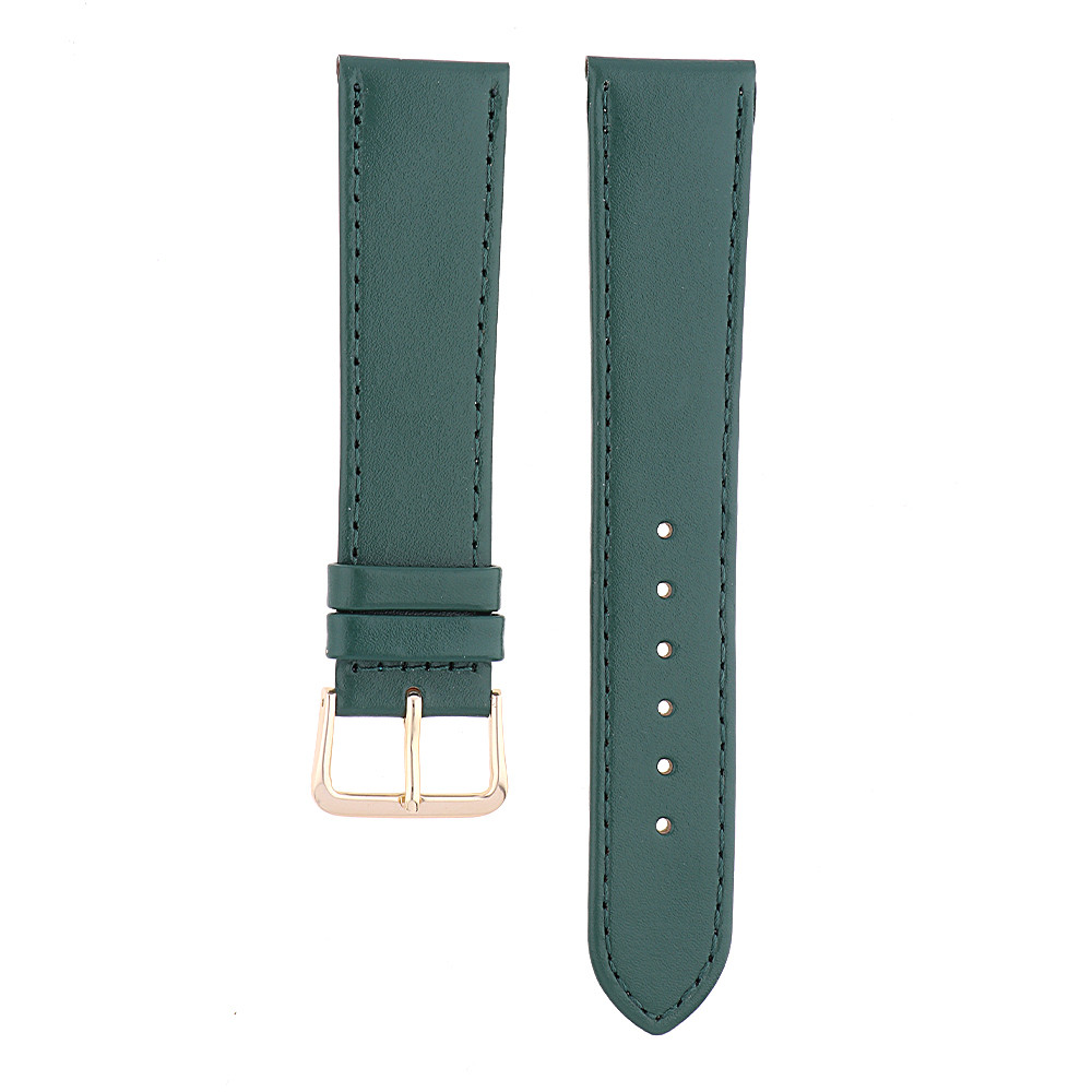 MPM Řemínek na hodinky MPM RB.15019.1008.40.A.G.L.B.B