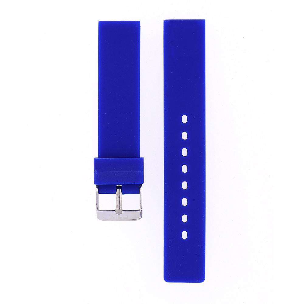 MPM Gumový řemínek na hodinky MPM RJ.13139.30 (18 mm)