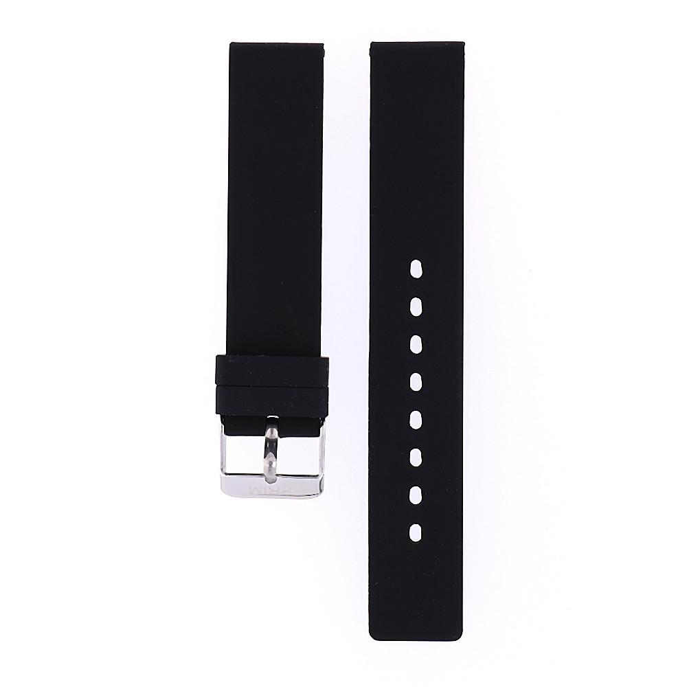 MPM Gumový řemínek na hodinky MPM RJ.13139.90 (18 mm)
