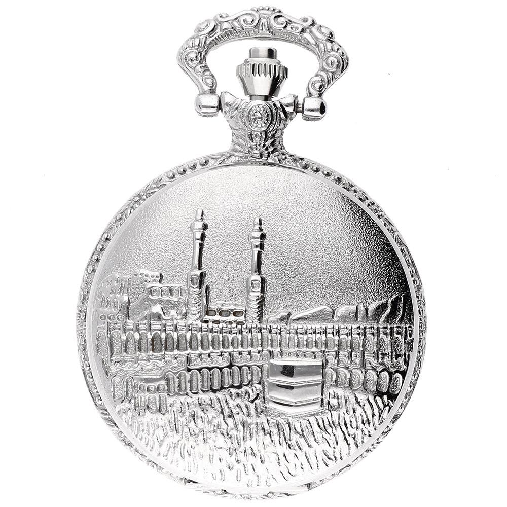 MPM Stříbrné kapesní hodinky MPM W04V.11157.D