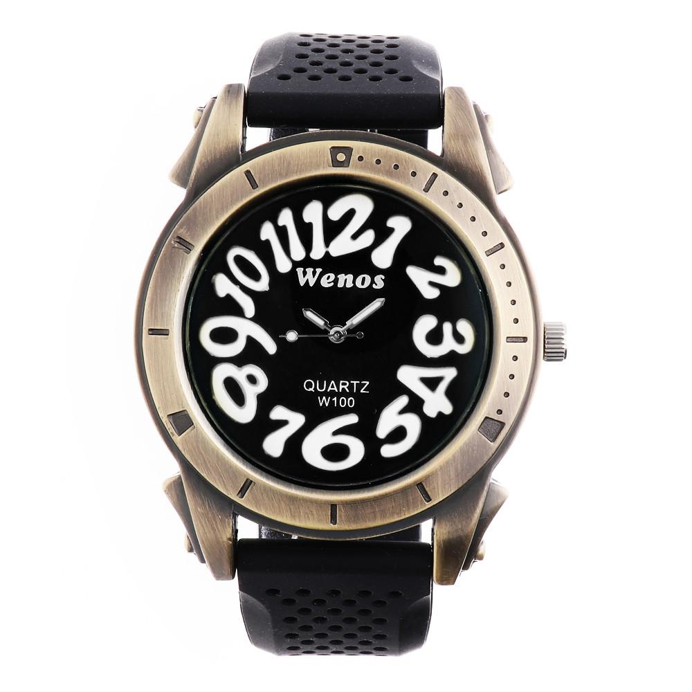 MPM Pánské náramkové hodinky MPM W01X.10246.F