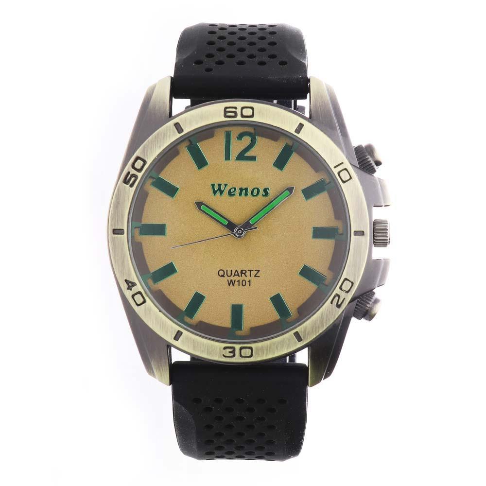 MPM Pánské hodinky na gumovém pásku W01V.10248.E
