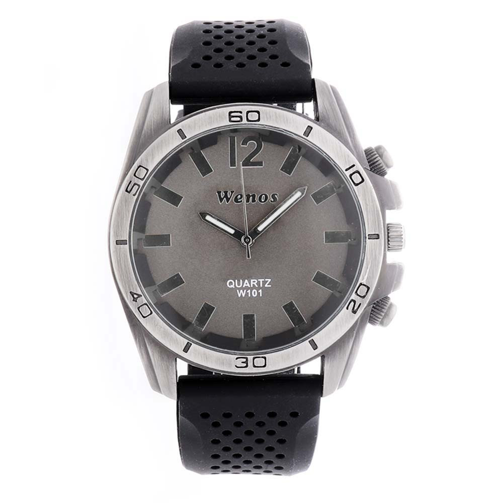 MPM Pánské hodinky na gumovém pásku W01V.10248.H