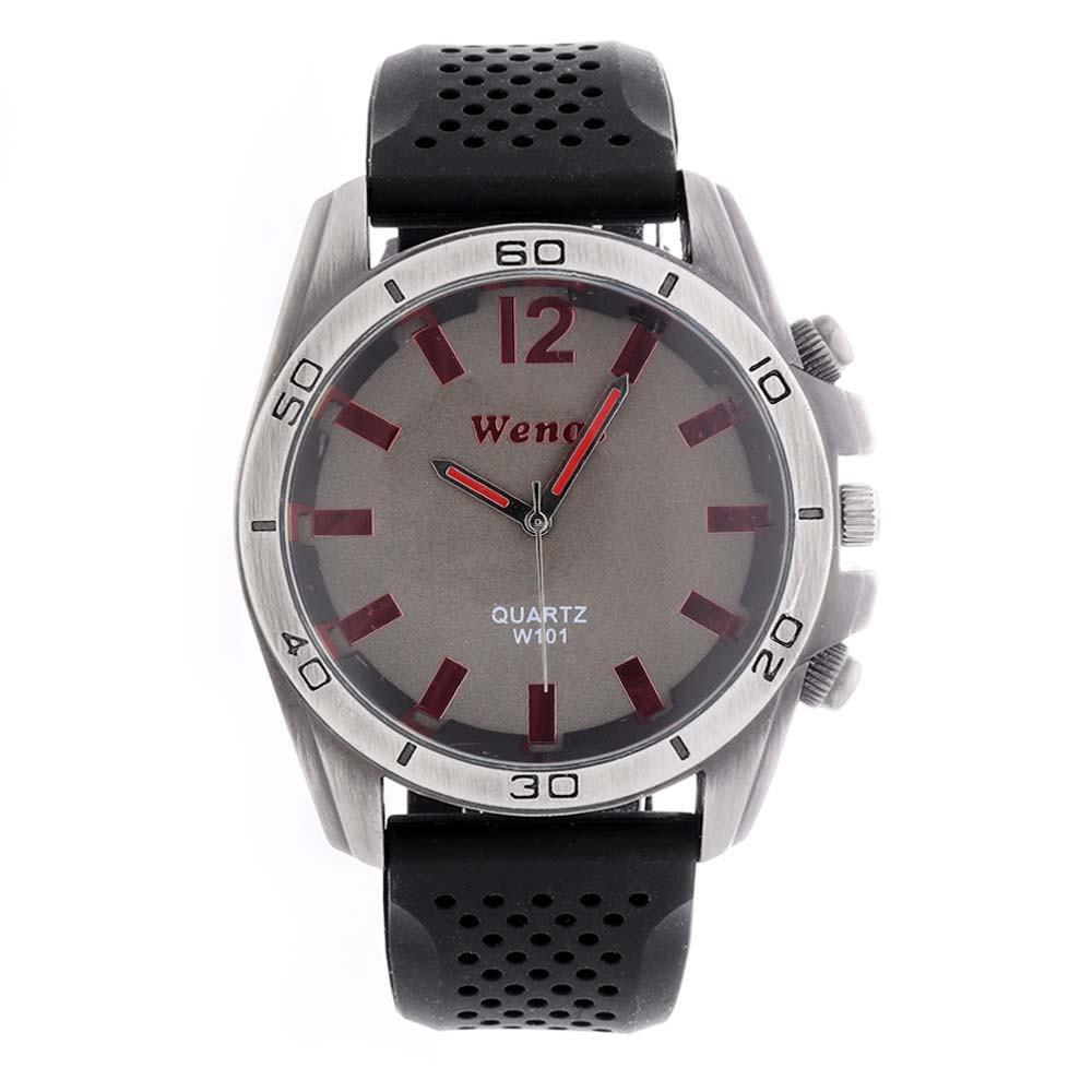 MPM Pánské hodinky na gumovém pásku W01V.10248.I