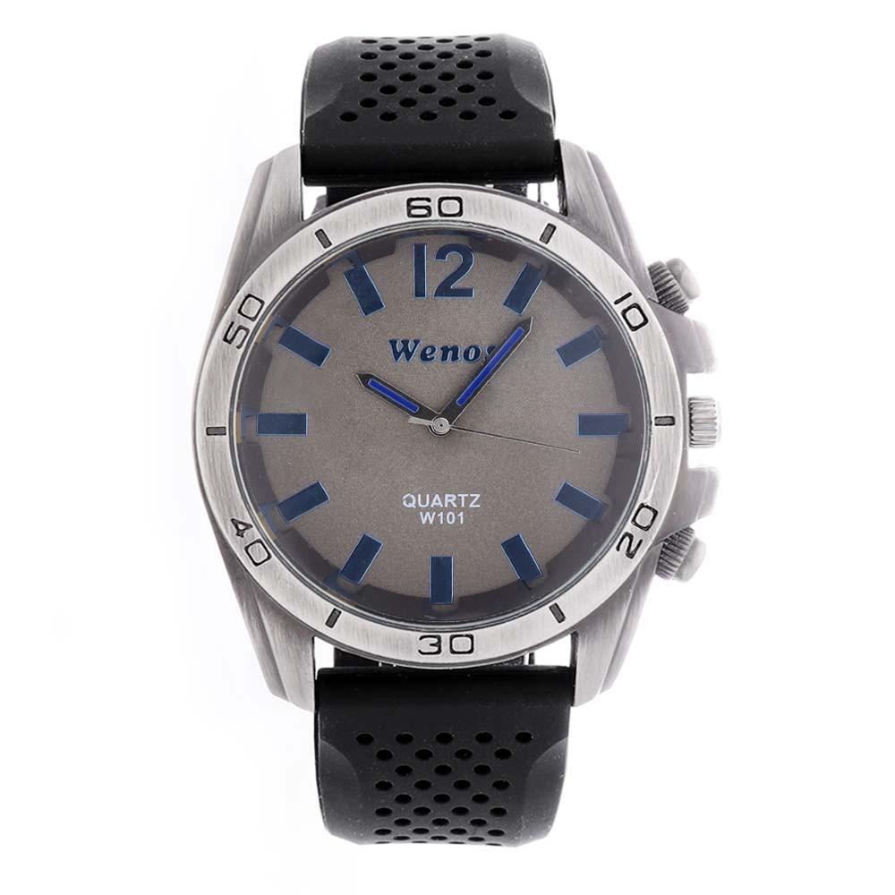 MPM Pánské hodinky na gumovém pásku W01V.10248.J
