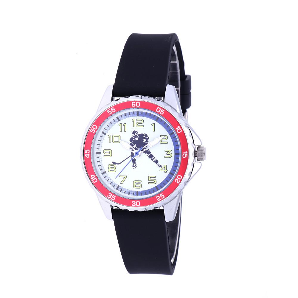 MPM Sportovní dětské hodinky MPM Sport Activities s hokejistou - D W05M.11306.D