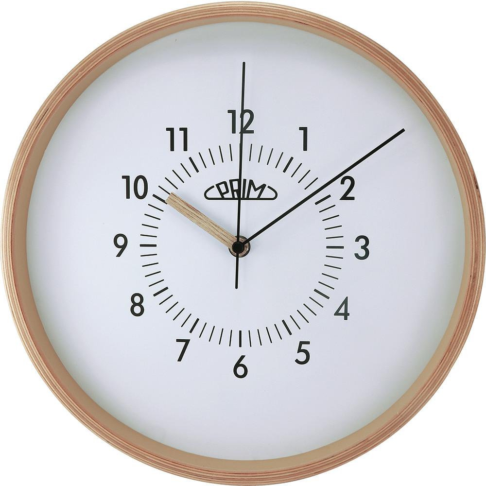 MPM Nástěnné hodiny PRIM Organic Retrospect - A E07.4092.5300