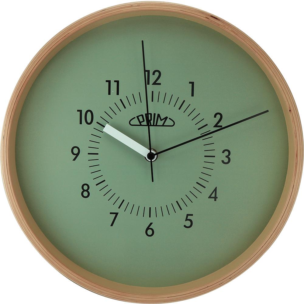 MPM Nástěnné hodiny PRIM Organic Retrospect - B E07.4092.5340