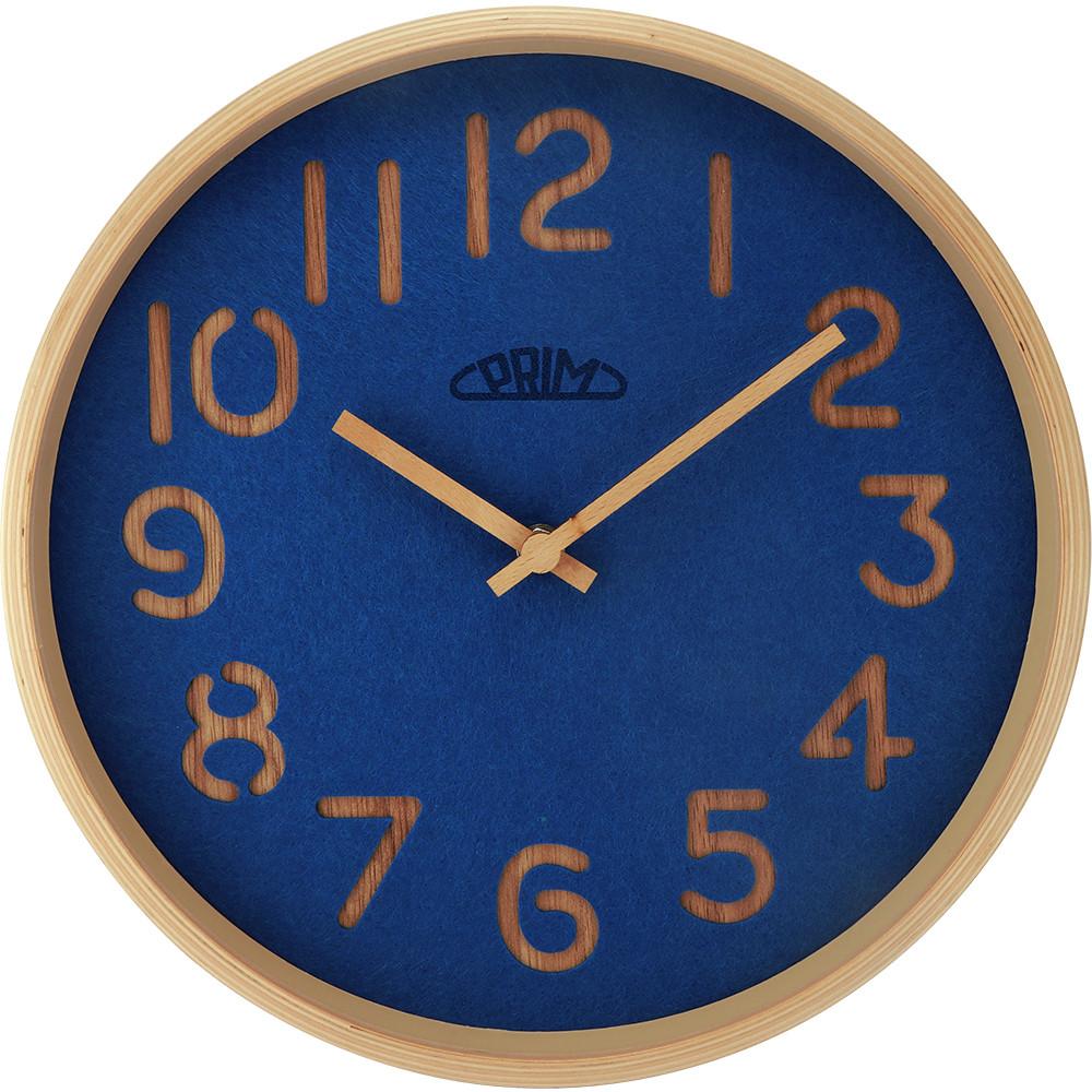 MPM Nástěnné hodiny PRIM Organic Soft - B E07.4093.5332