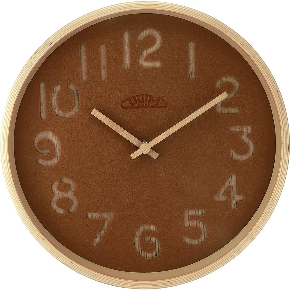 MPM Nástěnné hodiny PRIM Organic Soft - C E07.4093.5350