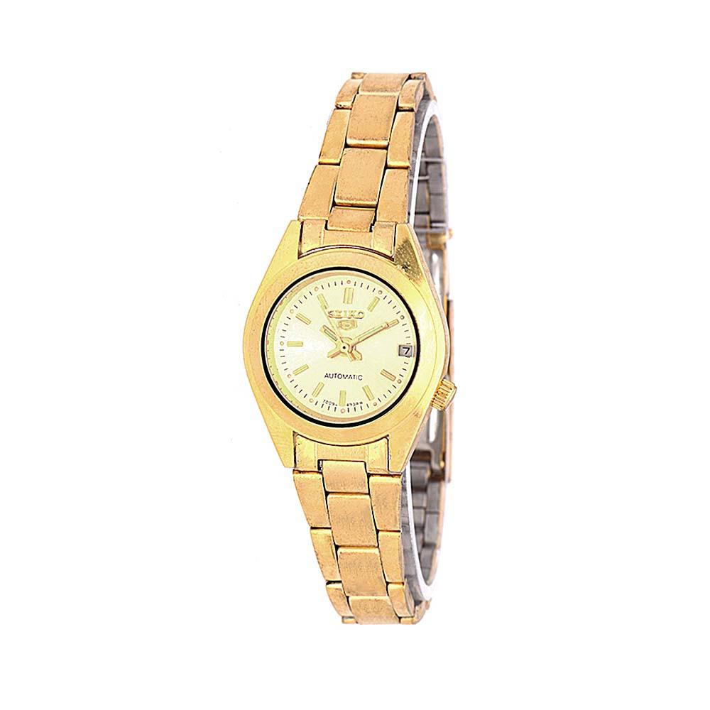 MPM Zlacené dámské náramkové hodinky W02M.11309.A