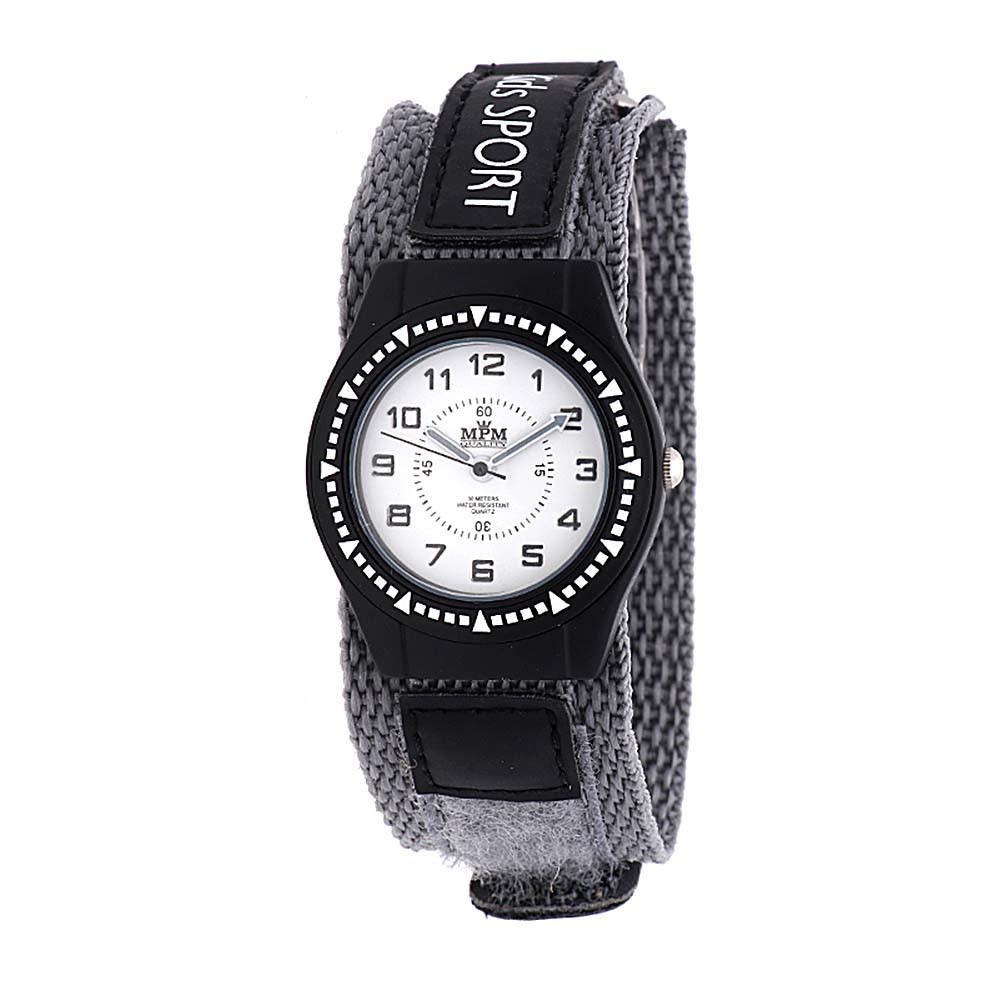 MPM Dětské hodinky na suchý zip MPM W05M.10313.B