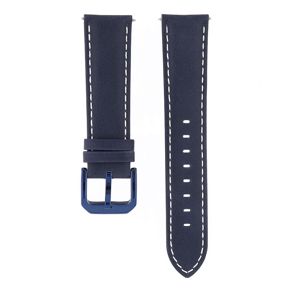 MPM Kožený řemínek na hodinky MPM RB.13149.22 (22 mm)
