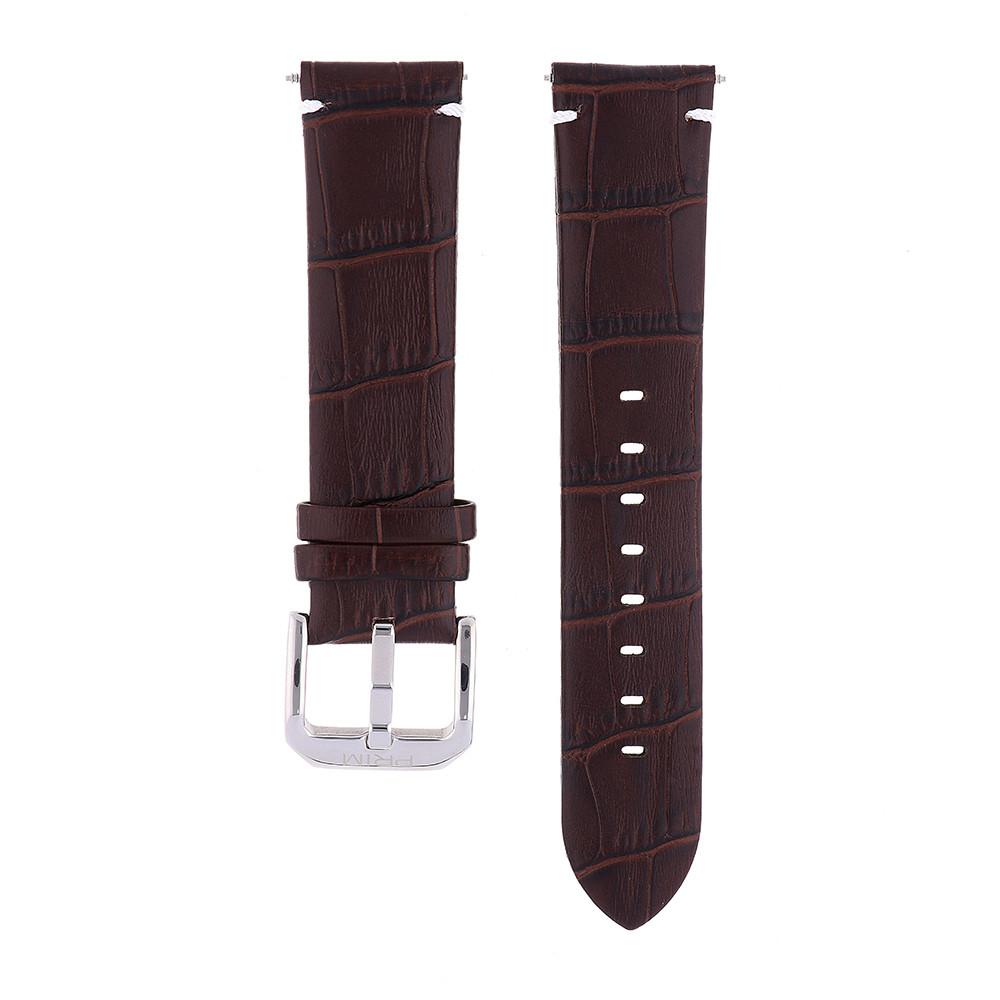 MPM Kožený řemínek na hodinky MPM RB.13023.22 (22 mm)