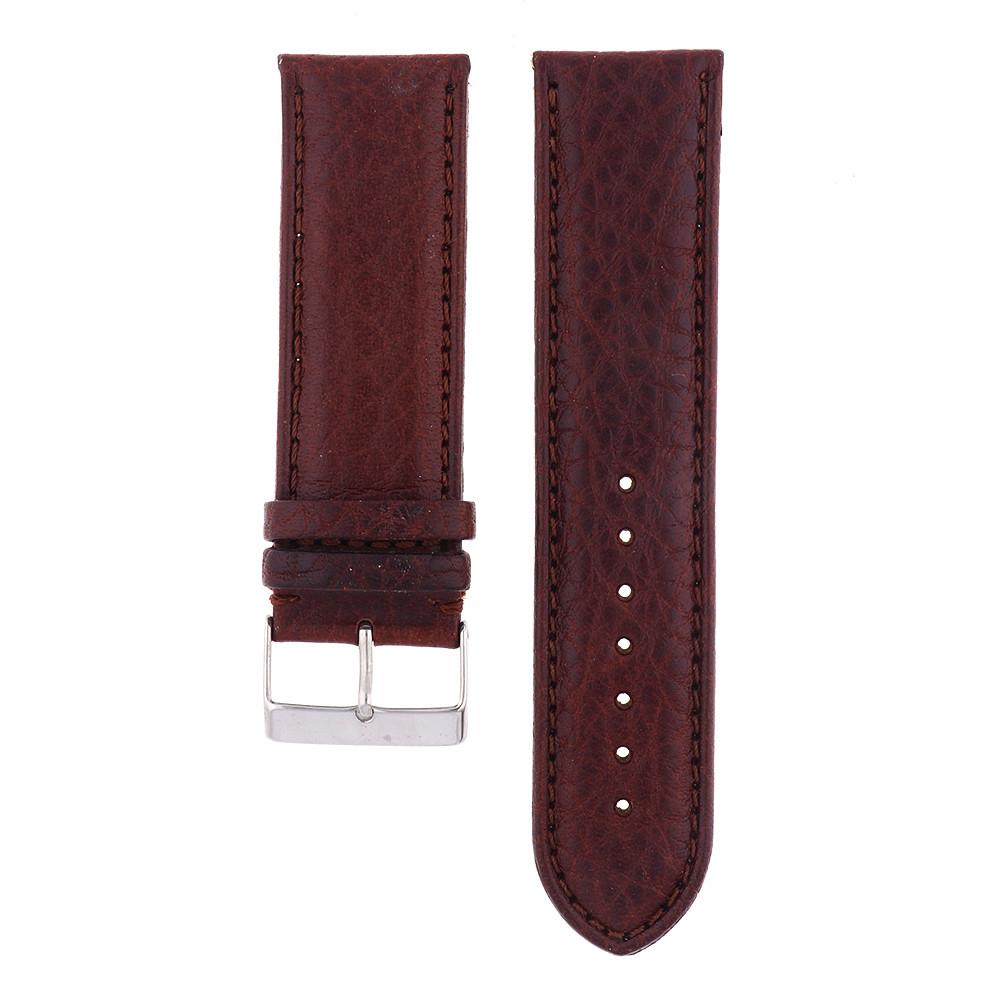 MPM Kožený pánský řemínek na hodinky MPM RB.15043.24 (24 mm)