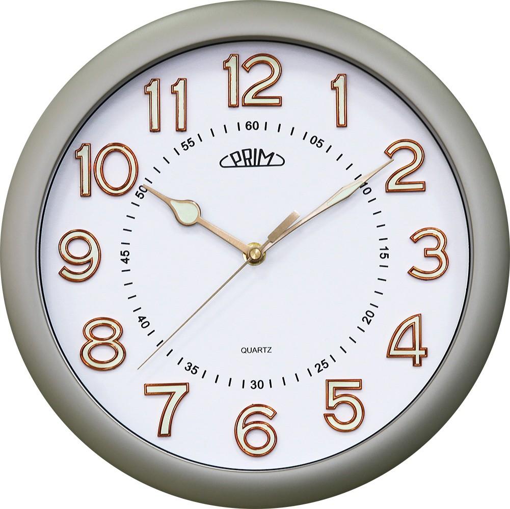PRIM Nástěnné hodiny PRIM Style I
