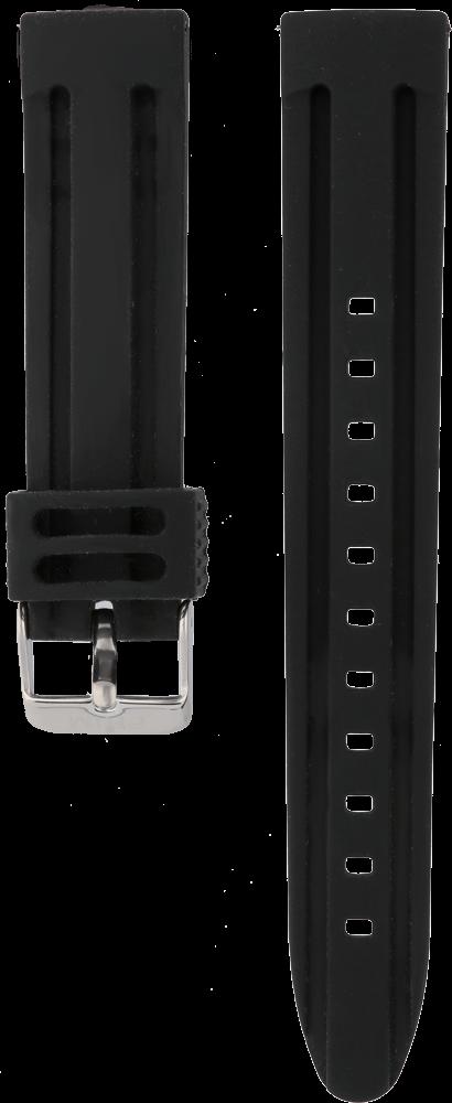 MPM Gumový řemínek na hodinky MPM RJ.15706.20 (20 mm)