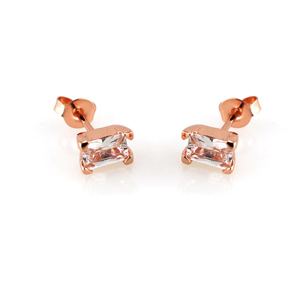 Earrings 7454 - Rose Gold