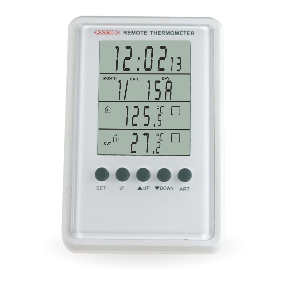MPM Digitální bezdrátová meteorologická stanice s teplotním senzorem C02.2576