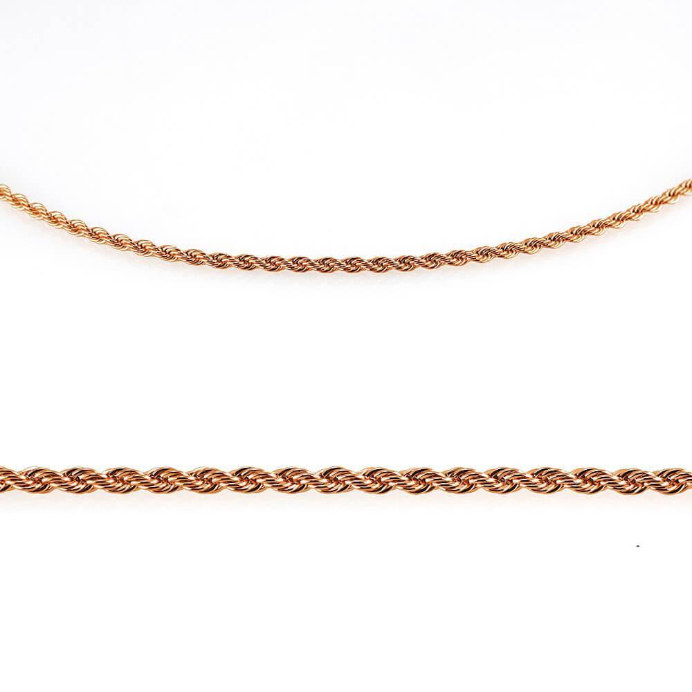 MPM Ocelový řetízek z chirurgické oceli Chain 7604 - 80cm