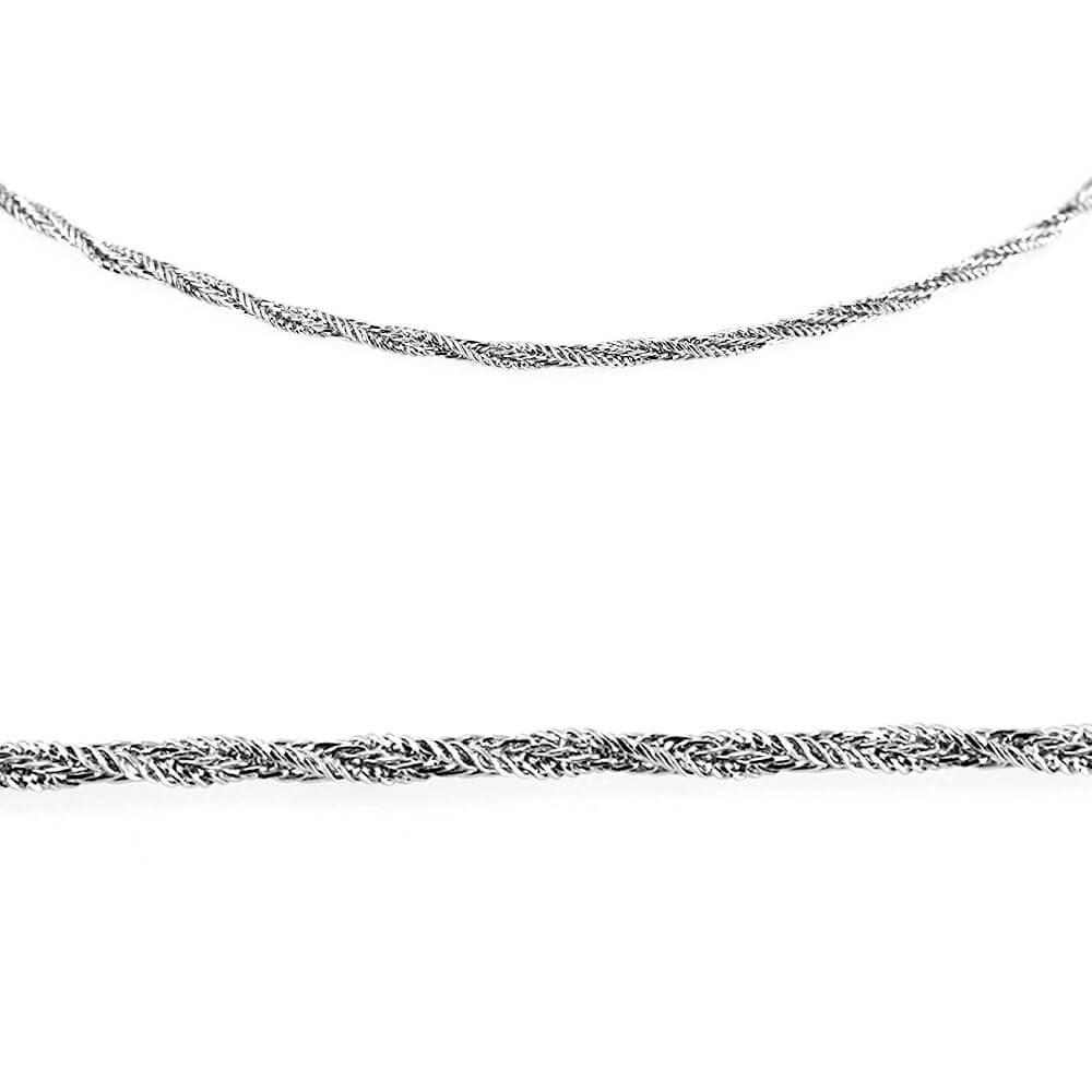 MPM Ocelový řetízek z chirurgické oceli Chain 7605 - 55cm