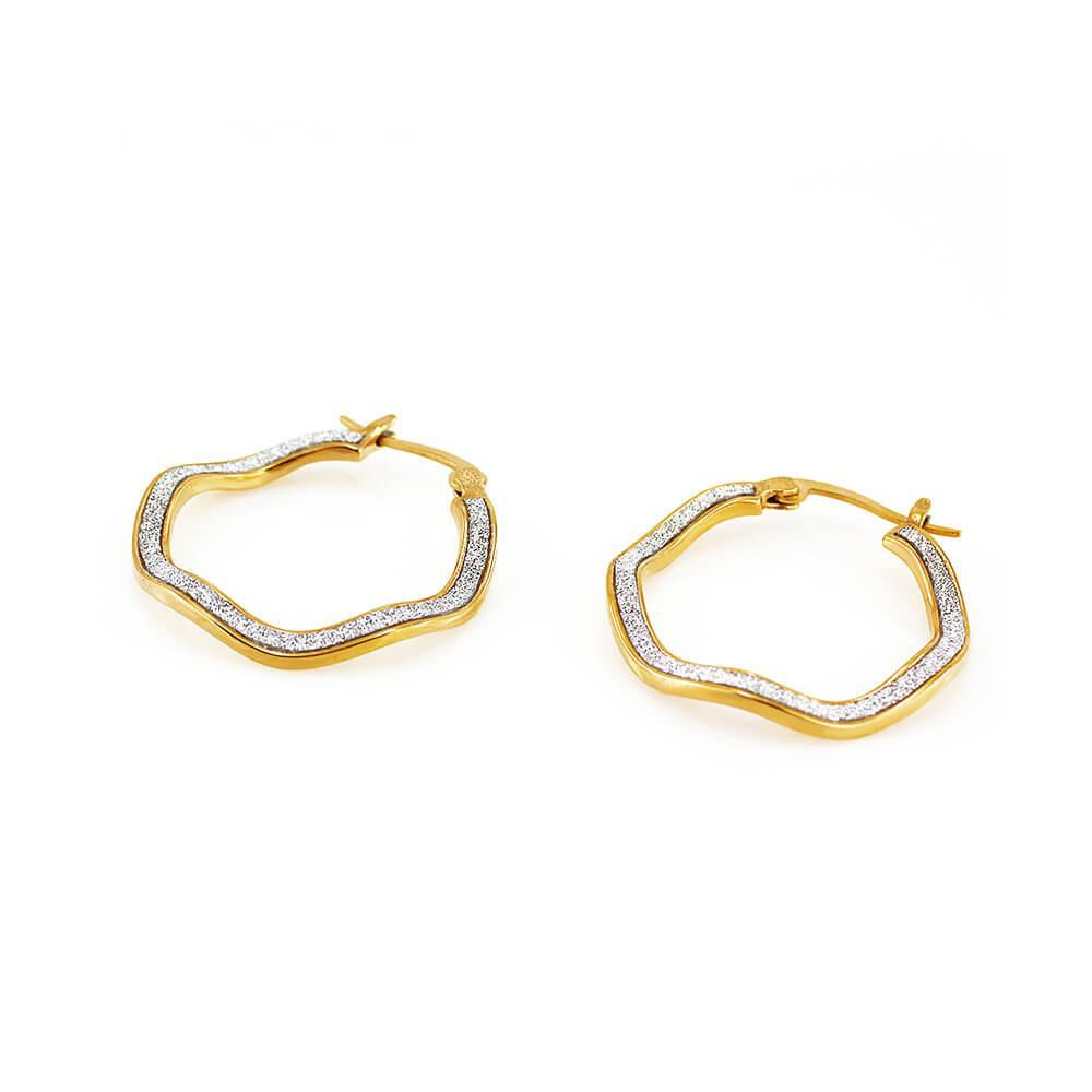 Earrings 7732 - Gold