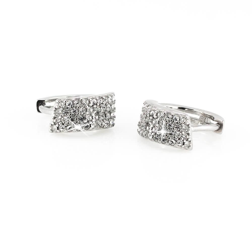 Earrings 7757 - Silver