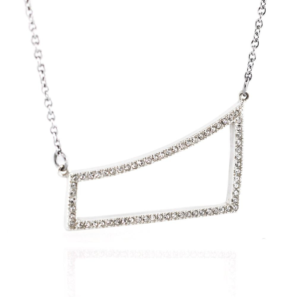 Necklace 7711 - Silver