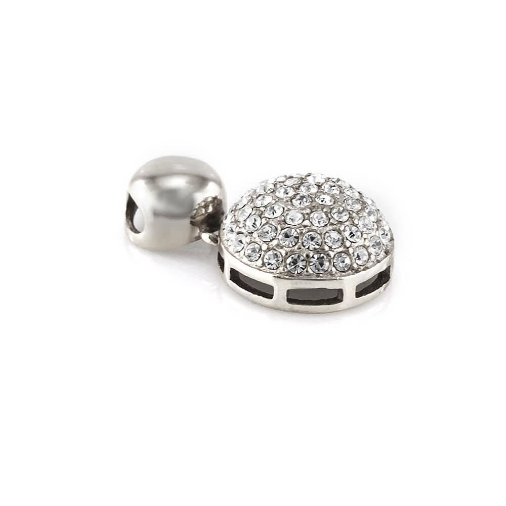 MPM Přívěsek z chirurgické oceli Pendant 7698 - Silver