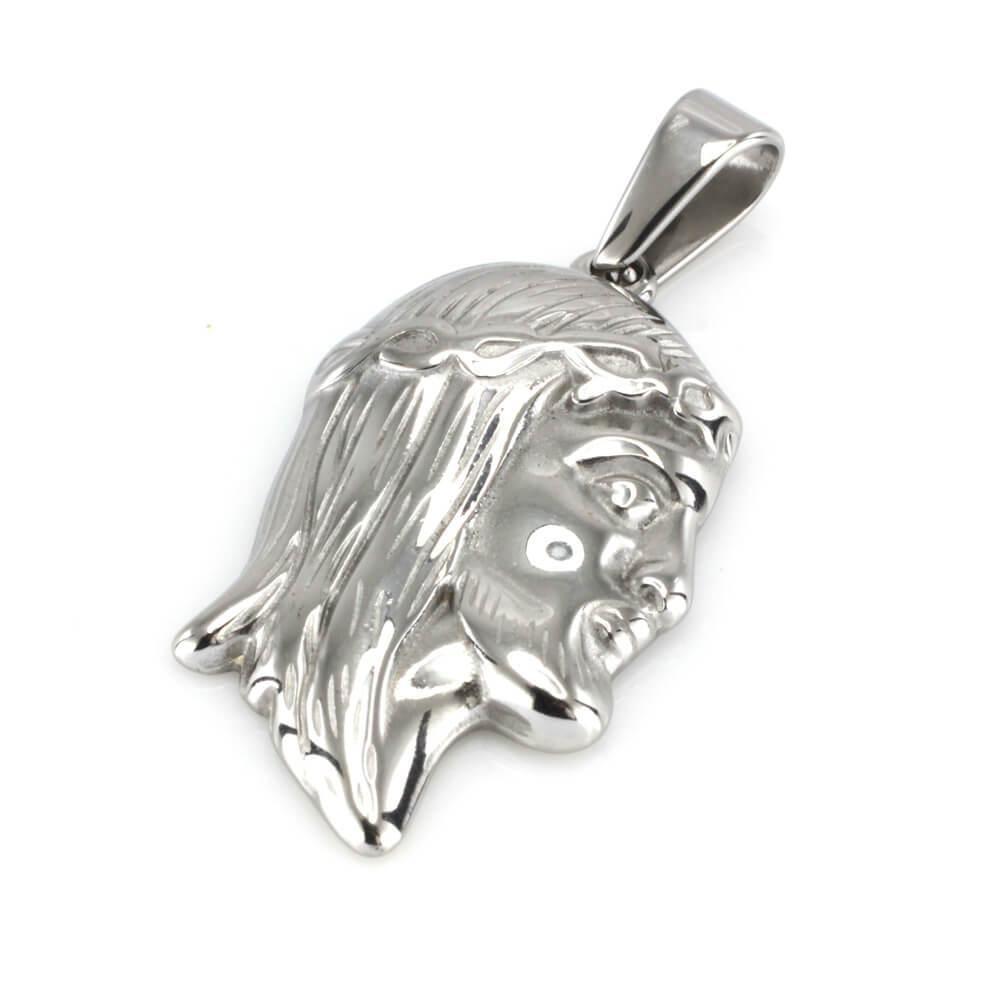 MPM Přívěsek z chirurgické oceli Pendant 7669, Silver